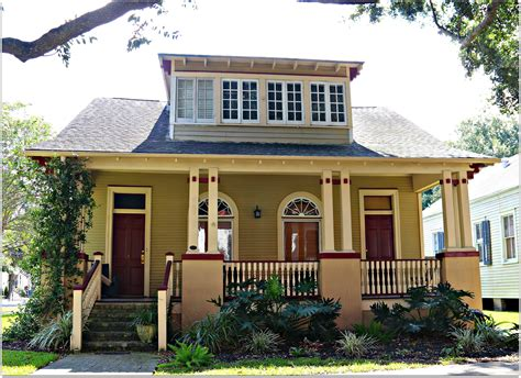 new style homes new orleans craftsman style homes