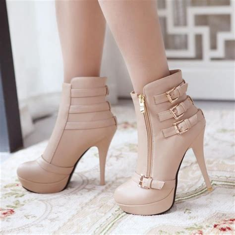 High Heels Wedges Catenzo Cd 073 best 20 s motorcycle boots ideas on
