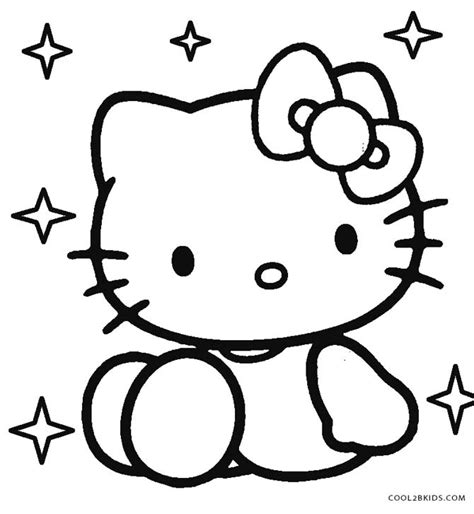 coloring pages hello kitty baby free printable hello kitty coloring pages for pages