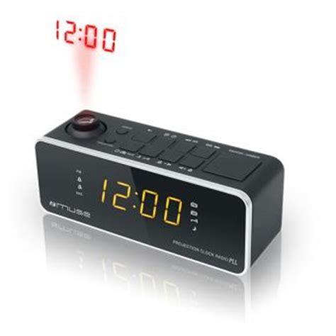 radio reveil eclairage plafond avis radio reveil projection heure plafond le test des