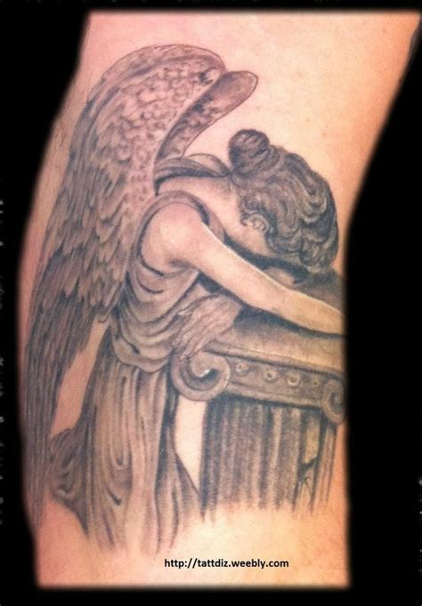 weeping angel tattoo designs 13 best images about tatoos on