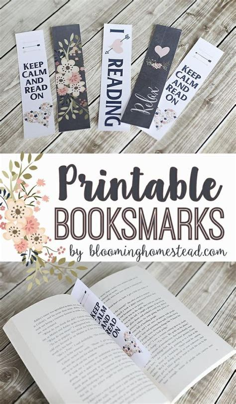printable bookmarks for young adults pinterest the world s catalog of ideas
