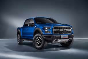 To Ford 2017 Ford Raptor Introduced To China Ford Raptor Fans