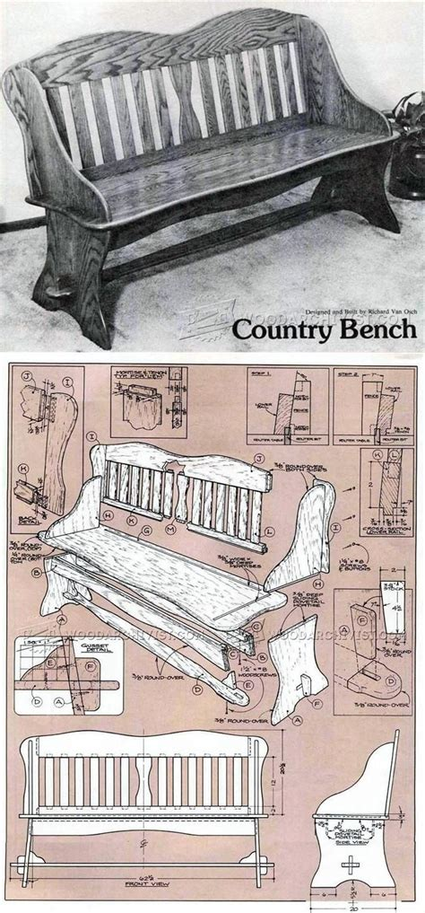 country bench plans 25 best ideas about country bench on pinterest hallway