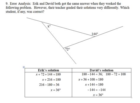 Exterior And Interior Angles Of A Triangle Worksheet by Geometry 1 Springleaf School Math
