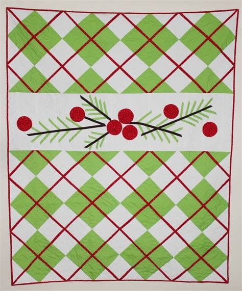 Argyle Quilt Pattern Free by Quilt Inspiration Argyle For