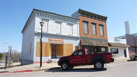 Osceola Post Office by Osceola Ne Downtown Photo Picture Image Nebraska At