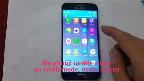 Samsung Mode How To Remove Samsung Retail Mode Quot Mdm Does Not Allow Factory Reset Quot