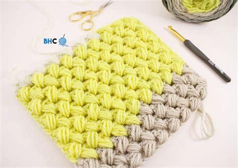 zig zag crochet stitch pattern crochet zig zag puff stitch b hooked crochet