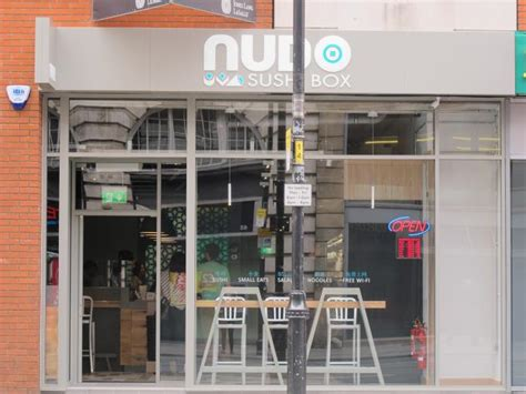 new opening nudo sushi box oxford road - Nudo Sushi Oxford Road