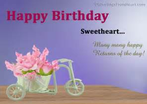 Happy Birthday Wishes To Lover Images Best And Awesome Happy Birthday Wishes For Lover Images