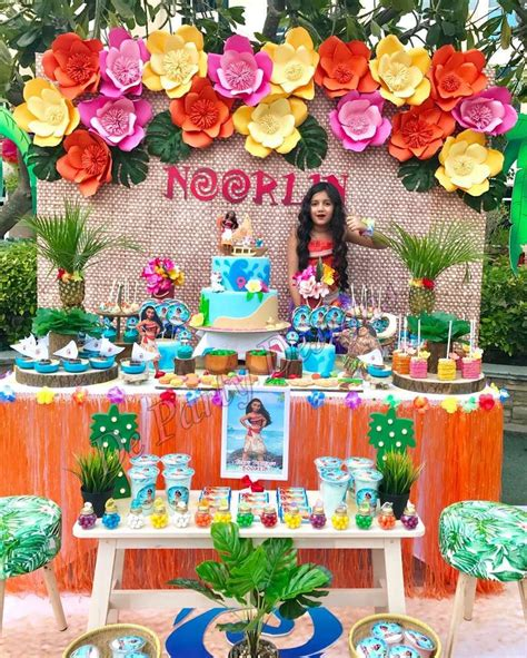 birthday themes hawaii moana birthday party ideas more eyewear ideas