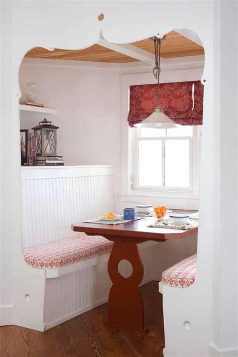 Small Kitchen Nook Ideas How To Arrange An Adorable Breakfast Nook In The Kitchen