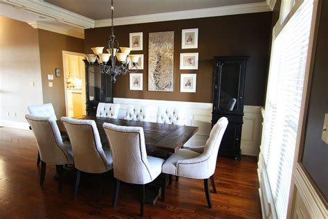 dining room makeover pictures new house tour dining room update kevin amanda food travel