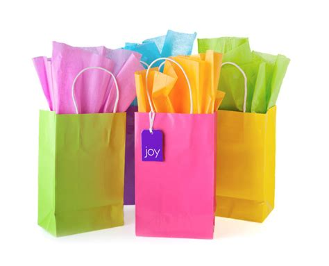 Folding Tissue Paper For Gift Bag - different ways to fold tissue paper in gift bags ebay