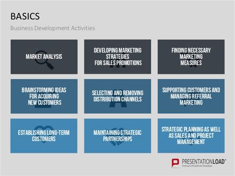 business development ppt template