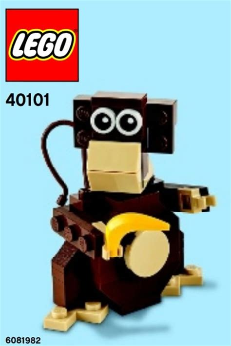 lego new year monkey happy new year brickset lego set guide and database