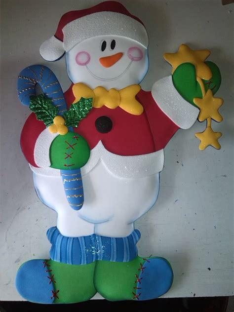 imagenes animadas de navidad en foami imagenes adornos de navidad en foami imagui