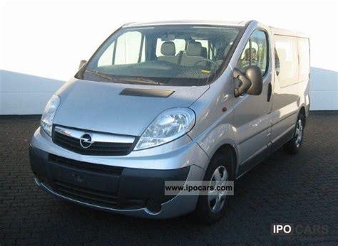 2011 opel cdti vivaro 9 seater l1 edition car photo and