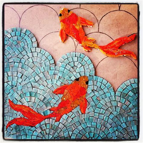 mosaic koi pattern img 20141224 151453 koi mosaics and fish