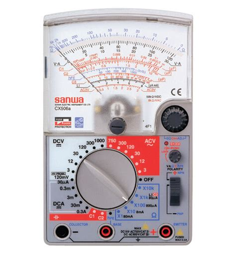 Multitester Sanwa popular multimeter japan buy cheap multimeter japan lots