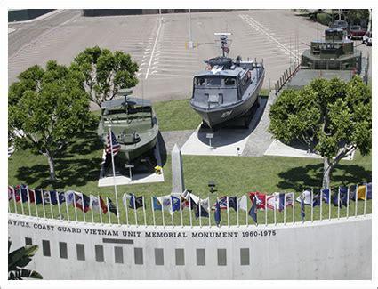 boat salvage yard san francisco vietnam unit memorial monument fund