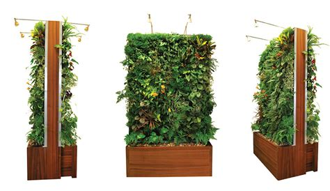 6sqft   plant wall design modular live vertical garden