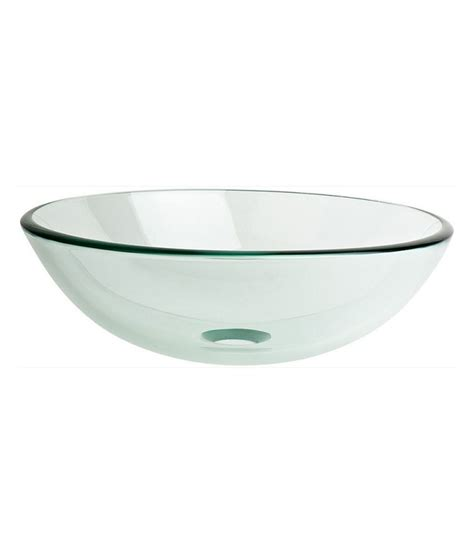 glass basins for bathrooms india buy sng glass bowl wash basin online at low price in india
