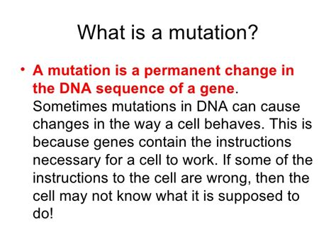 what are neutral mutations ocr biology b3 part 4