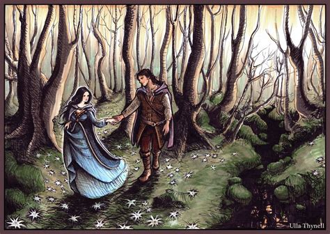 the song of beren and luthien nothing and everything