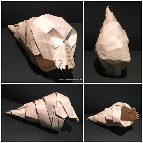 Top 10 Origami Models - 30 frighteningly fantastic origami models