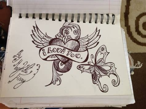 cute love tattoo designs ideas and designs page 5