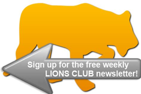 lions club clipart - Make Money Online Lions Club