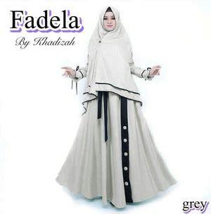 Setelan Sw Pakaian Wanita Setelan Warna Abu Abu Dan H Kere model baju gamis syari pakaian muslimah wanita modern terbaru bahan jersey