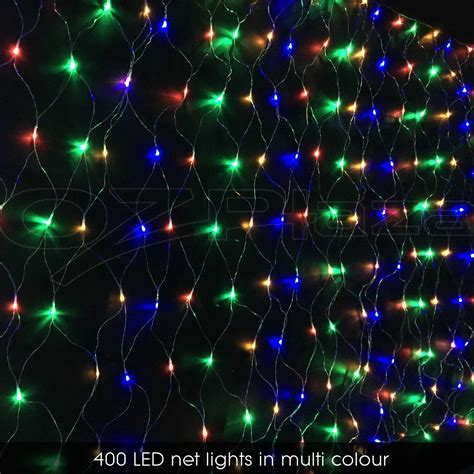 christmas lights string of 10 led christmas icicle string net curtain lights outdoor