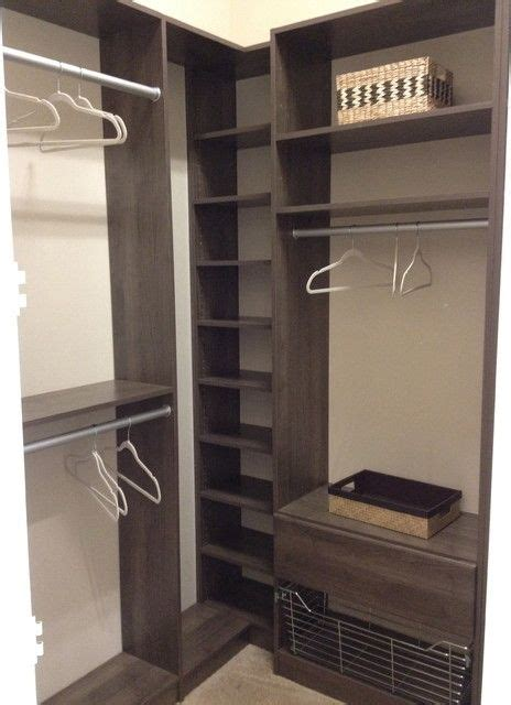 Ideas Closet Corner Shelves Design Corner Closet Idea Organization Ideas