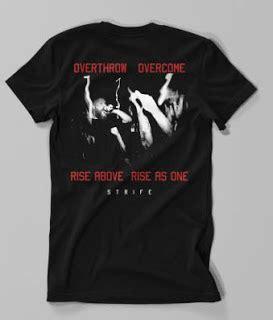 T Shirts Kaos Rise defend merch kaos band import t shirt