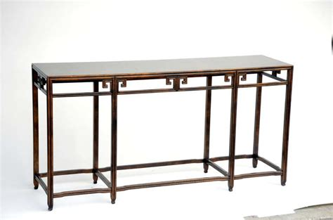 asian sofa table elegant asian inspired slender console sofa table by