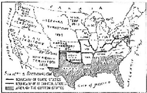 Sectionalism Civil War Definition by Wilmot Proviso Of 1846 Definition Summary Significance