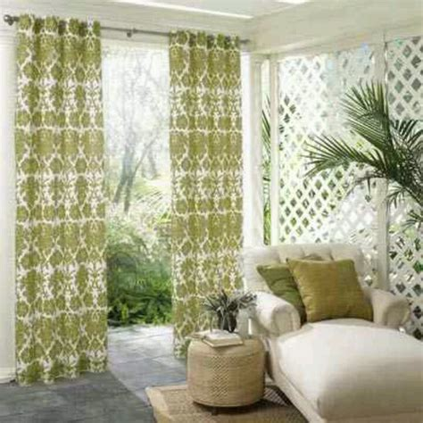 how to keep outdoor curtains from blowing privacy curtains for around pool diy pinterest pools