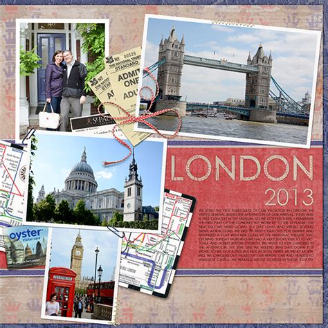 scrapbook layout travel get the latest news and ideas for your digital