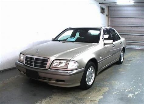Mercedes C240 For Sale by Mercedes C240 1997 Used For Sale