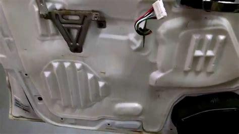 nissan srs nissan srs airbag light fix