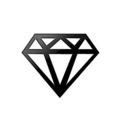 gallery diamond symbol png