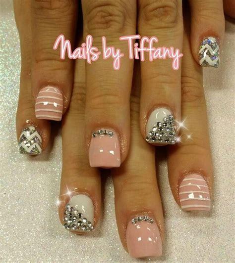 Bilder Zu Nageldesign 737 by Girly Pink Nails Altrosa Nageldesign Und