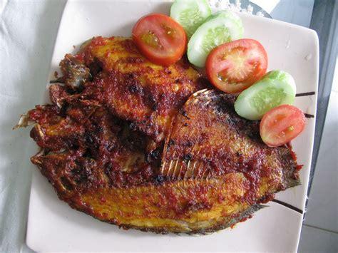 Bumbu Ikan Bakar Unie Que Masakan Padang ikan nila bakar bumbu padang resepi kung melayu