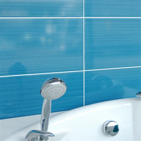 blue bathroom tiles brighton blue ceramic wall tile by bct ceramic planet