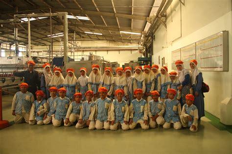 Pabrik Teh Botol Sosro dadan ahmad husaini kunjungan pabrik ke sosro