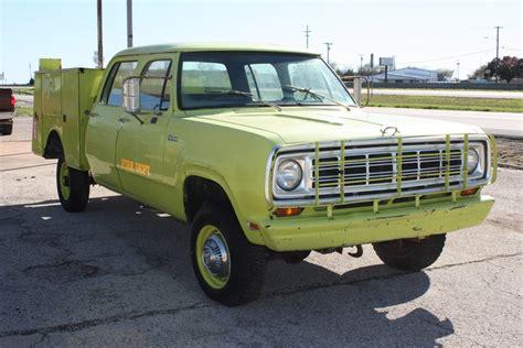 1975 dodge for sale 1975 dodge crew cab for sale autos post