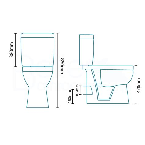 comfort height toilet dimensions comfort height close coupled toilet